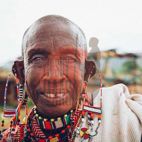 Ornamentos Maasai