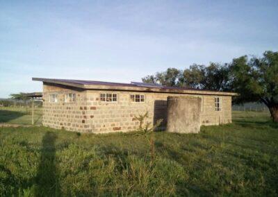 Reparación tejado hospital 1